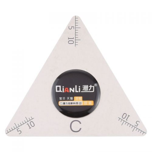 Levetta triangolare apertura dispositivi