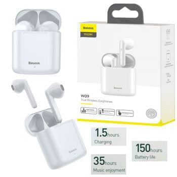 Auricolari Bluetooth 5,0 Baseus Encok W09