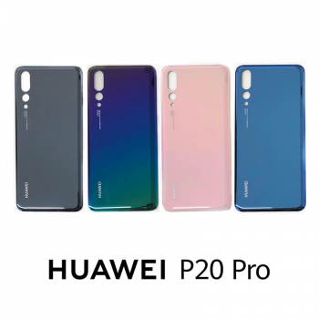 Back cover ricambio Huawei Ascend P20 Pro