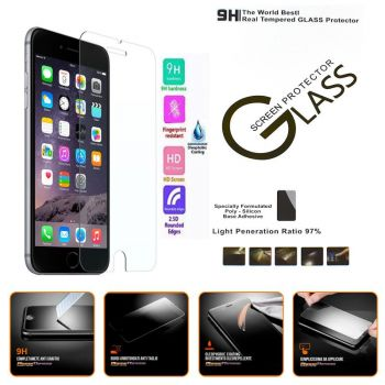 Pellicole vetro temperato iPhone 6 Plus