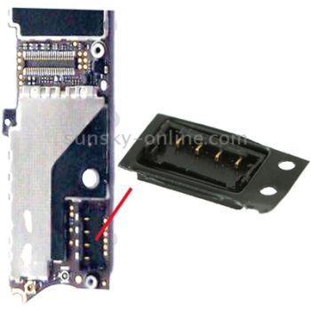 Connettore batteria scheda madre iPhone 4S