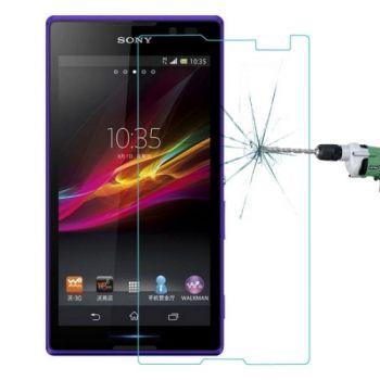 Pellicola vetro temperato Sony Xperia C S39H