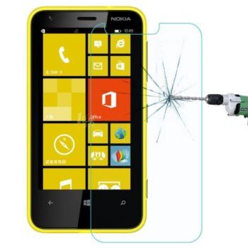 Pellicola vetro temperato Nokia Lumia 620