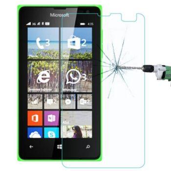 Pellicola vetro temperato Nokia Lumia 435